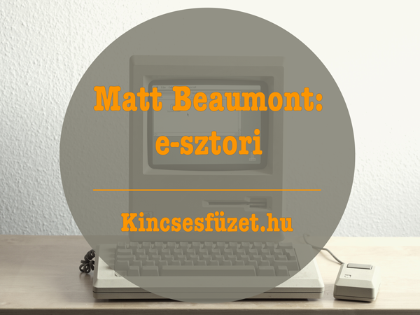 Matt Beaumont: e-sztori